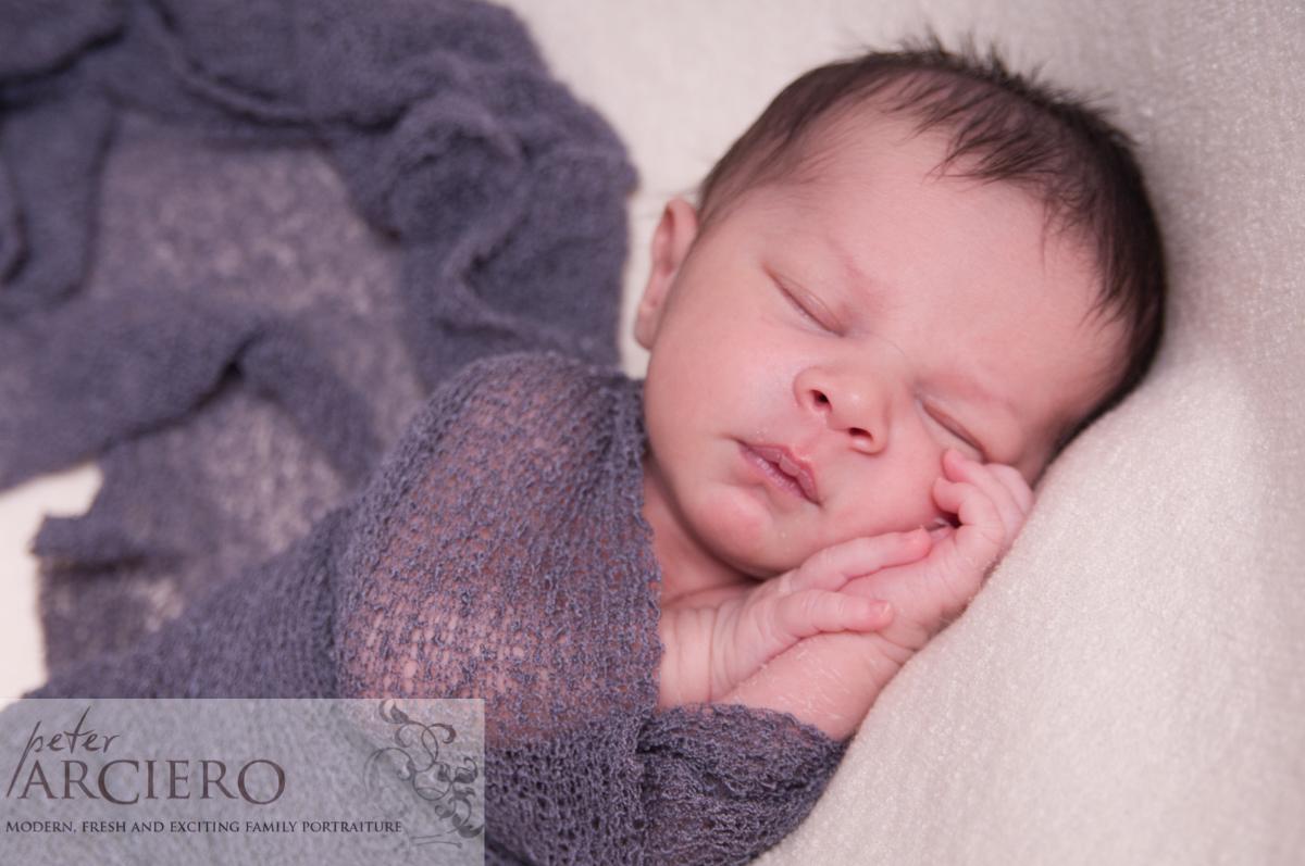 newborn photographer in East Sussex