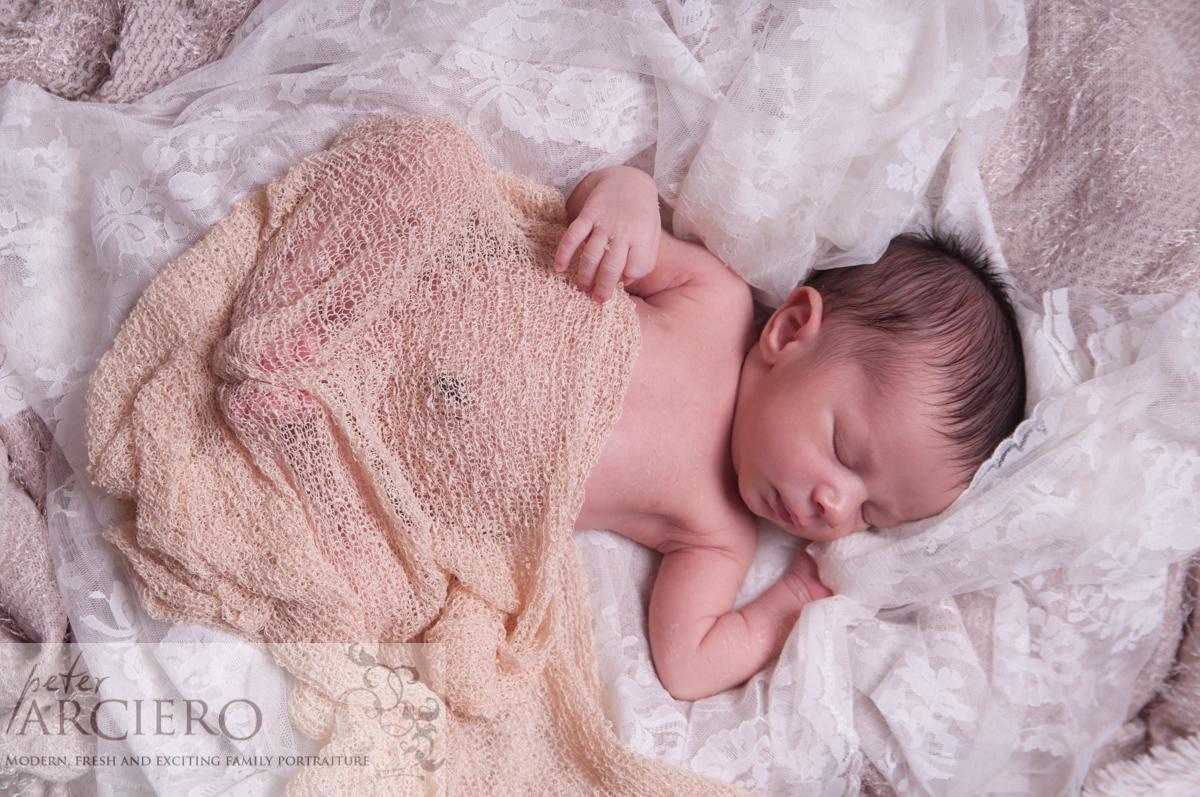 newborn baby photo shoot in Brighton